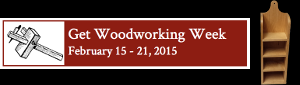Get Woodworking Week 2015 – Video 6: Knick Knack Shelf